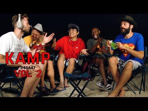3Y1T Kamp: 24 Saat Beraber Kalırsak? Bölüm.2 (Ekincan Geldi, Kulaklık Oyunu)