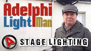 Abstract Scanners Stage Lighting Demo (The New Adelphi Club)