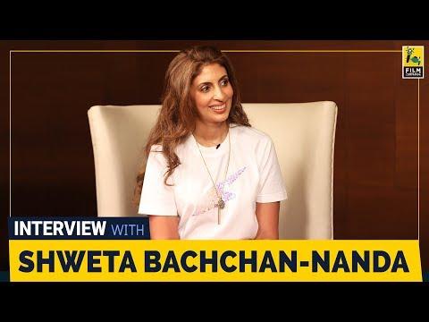 Interview with Shweta Bachchan-Nanda   Paradise Towers   Anupama Chopra   Film Companion