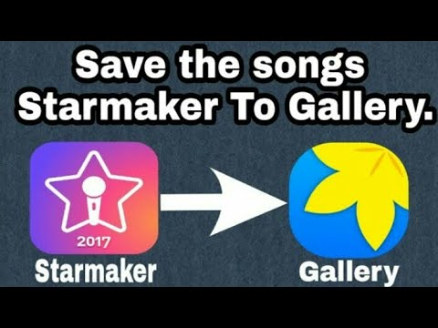 how-to-download-song-from-starmaker