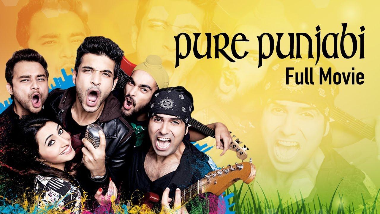 Pure Punjabi | Latest Punjabi Movies 2017 | Karan Kundra, Nav Bajwa, Manjot Singh | Yellow Movies