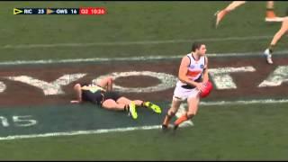 Video AFL Richmond  vs GWS Round 13 Replay download MP3, 3GP, MP4, WEBM, AVI, FLV Oktober 2017