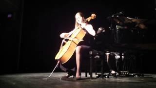 Annabel Hauk: David Popper Ungarische Rhapsodie Op.68