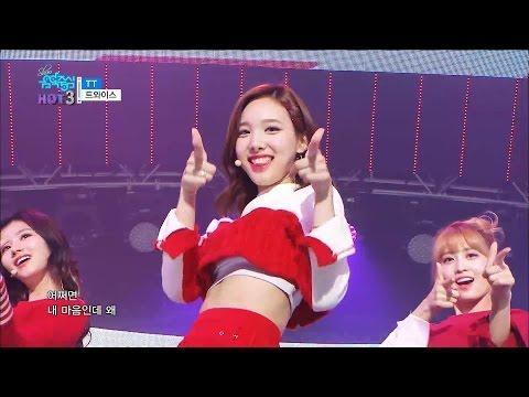【TVPP】 Twice – TT, 트와이스 – 티티 @Show Music Core