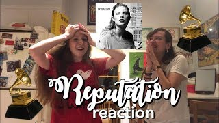REPUTATION - TAYLOR SWIFT (REACTION)