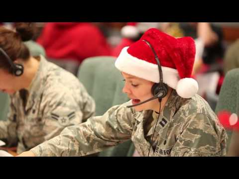 Ken Payne - Why Does The US Military and Norad Track Santa?