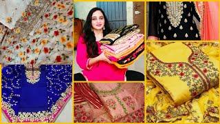 💕Flipkart Sale 80%off Dress materials|Flipkart Dress materials upto 80%|Online Shopping review💕