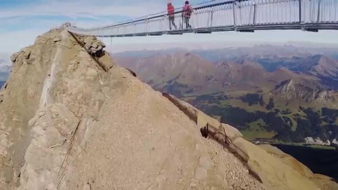 Peak Walk By Tissot Construction Youtube