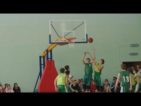 """Баскетбольный матч """"Кумертау - Сибай"""""""