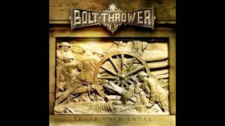 Bolt Thrower - Last Stand of Humanity // Studio HQ