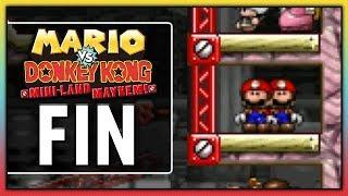 Mario vs. Donkey Kong: Mini-Land Mayhem! - Finale