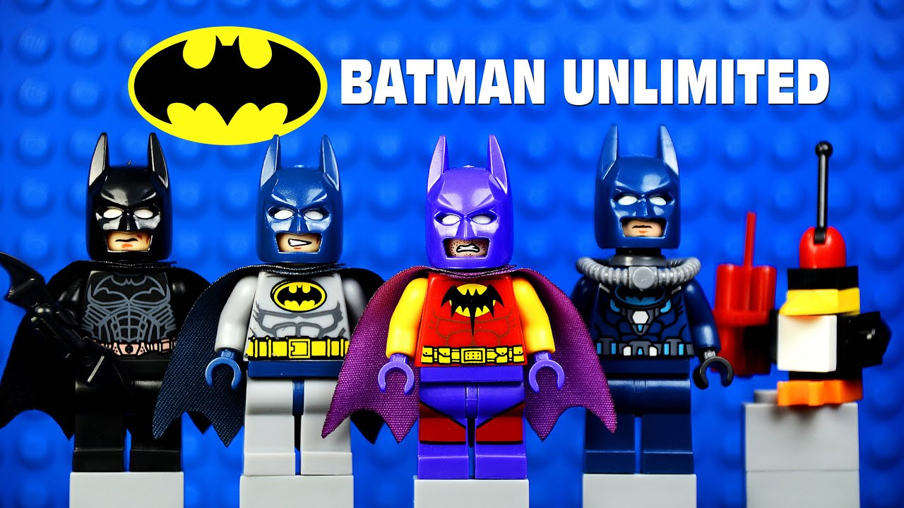 Lego Batman Unlimited With The Dark Knight Amp Planet X