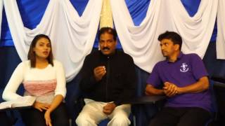 Testimony  of Surinder Gill at Yesu Darbar Church