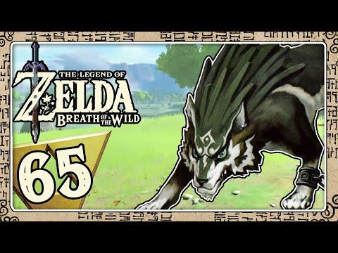THE LEGEND OF ZELDA BREATH OF THE WILD Part 65: Mit Wolf-Link unterwegs im Sumpf von Ranelle