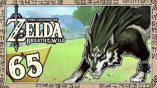 THE LEGEND OF ZELDA BREATH OF THE WILD Part 65: Mit Wolf-Link unterwegs im Sumpf von Ranelle