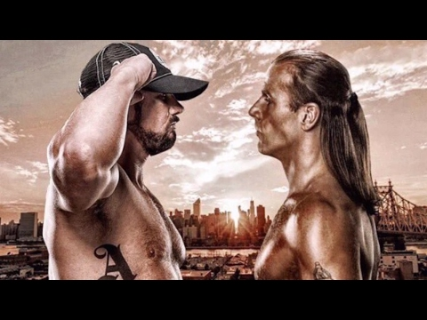 AJ Styles and Shawn Michaels talk about their rumored dream match (WWE Network Exclusive)