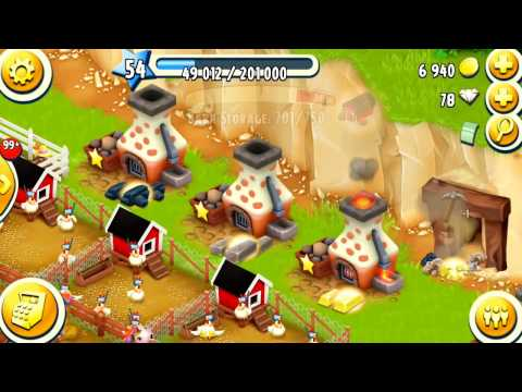 Hay Day Updates | Pickaxes | Summer 2014