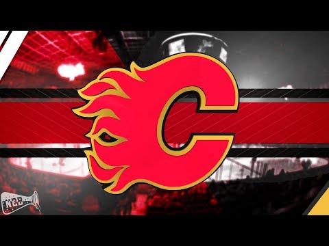 Calgary Flames 2017-18 Goal Horn