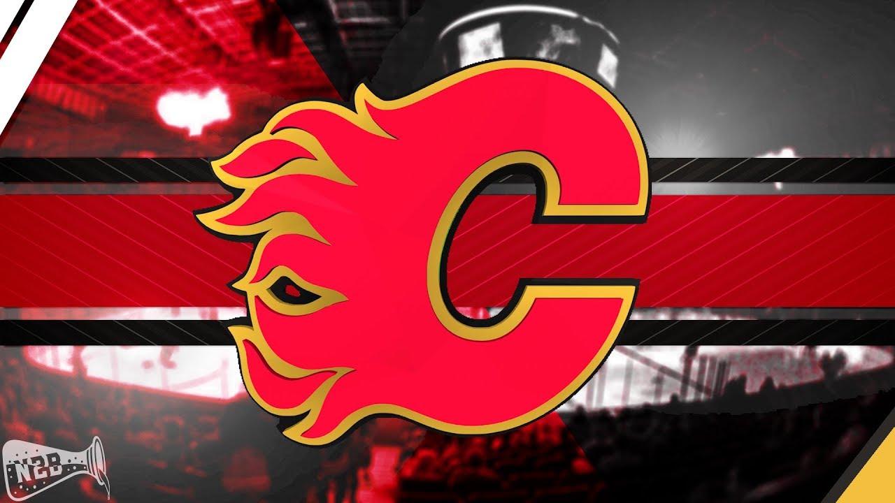 Calgary Flames 2017 18 Goal Horn Youtube