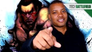 Competitive Street Fighter_ Mike Ross - Soldier's Tech Battlefield