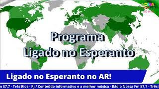 Ligado no Esperanto! 29/11/2020