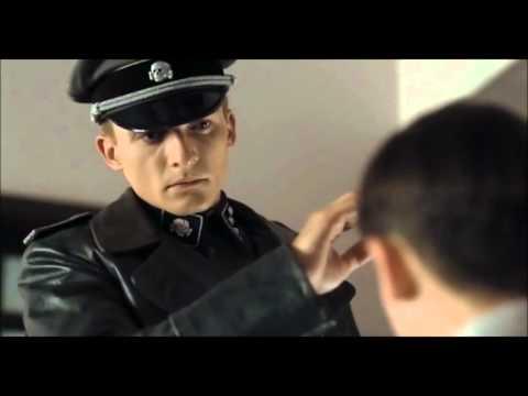 Rupert Friend as Nazi soldier