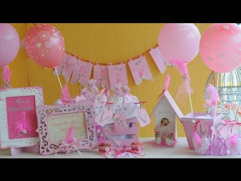 Baby Shower Nenas Ideas Faciles Para Decorar Stenciles