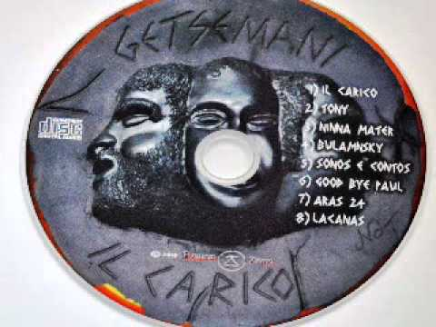 Getsemani - Tony