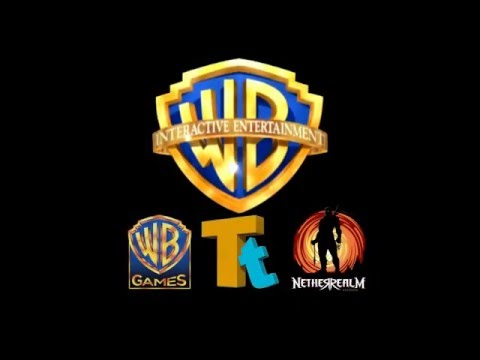 Warner Bros. Interactive Entertainment logo Version 2