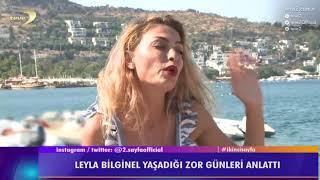 2. Sayfa: Leyla Bilginel yaşadığı zor günleri anlattı!