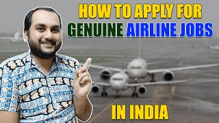 How To Apply For Genuine Airline Jobs in India | Flybig Airlines Groundstaff Vacancy 2021