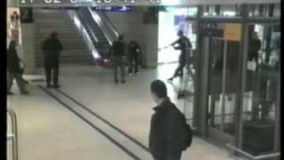 HBF Hannover Messerbedrohung