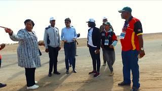 WORLD TOURISM FORUM ANGOLA 2019 - Namibe and Quicama National Park tours.