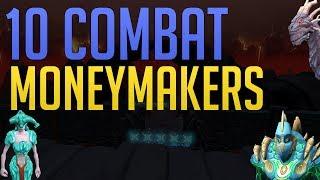 Runescape 3 - 10 Amazing Combat money making methods