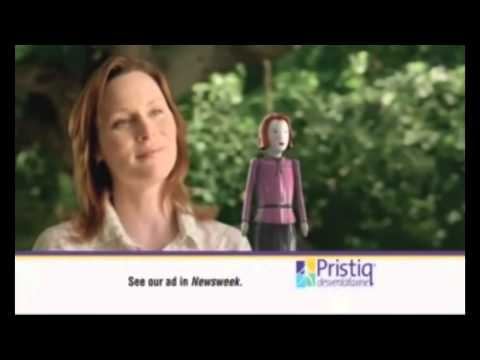 An Honest Antidepressant Drug Commercial