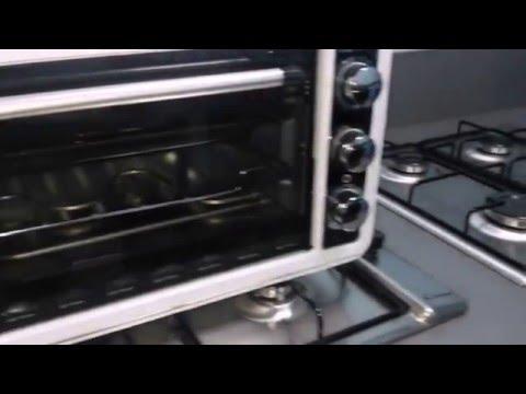 Духовка электрическая настольная Saturn ST-EC1075
