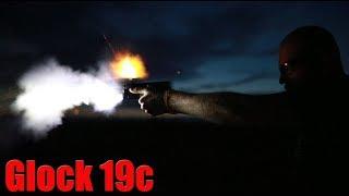 Glock 19c Night Shooting: Do Ported Glocks Really Blind You?