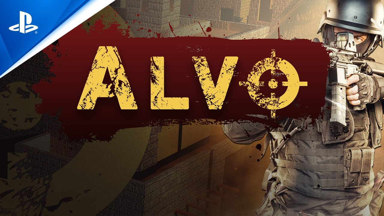 ALVO now available on PSVR!