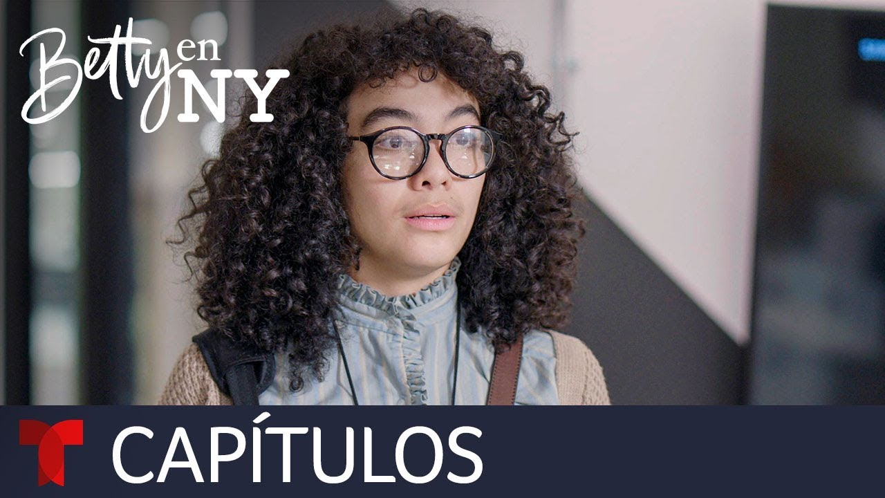 Betty En Ny Cap 237 Tulo 02 Telemundo Novelas Youtube