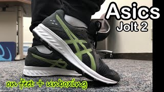 Asics Jolt 2 | Unboxing and On Feet