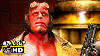 HELLBOY II (2008) 4 Movie Clips [HD] Ron Perlman
