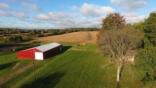 Land and Farm Warren County Ohio for Sale  - 3455 Township Line Lebanon, Ohio 45036 – 40 Acre Farm