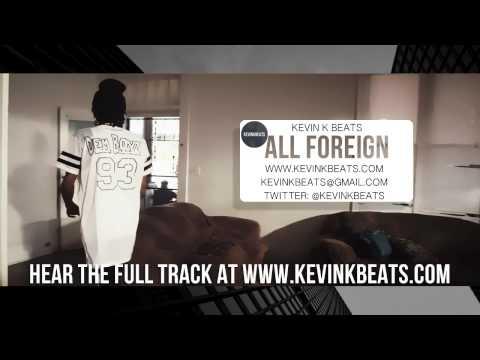 ALL FOREIGN | Wiz Khalifa / Juicy J / 2 Chainz / French Montana Type Beat