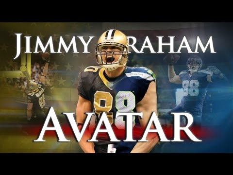 Jimmy Graham - Avatar