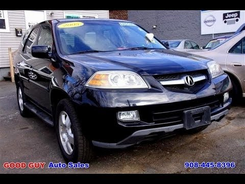 Acura MDX Black YouTube - Acura mdx 2005 for sale