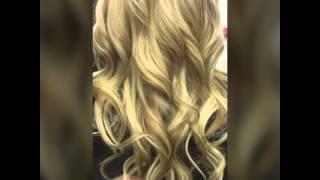 Наращивание и окрашивание волос от oblakahair.ru