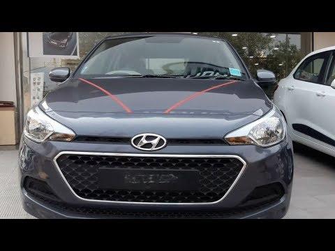 Amazing Hyundai I20 Magna Model 2017 Interior And Exterior Walkaround