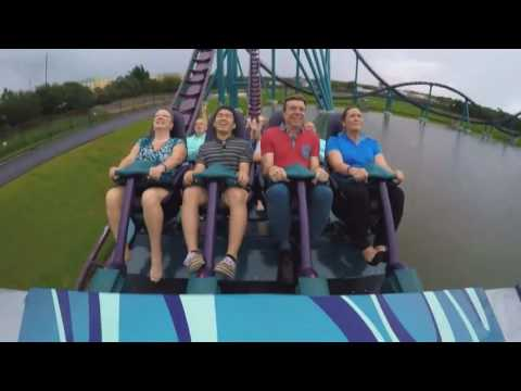 Mako at SeaWorld Orlando First Ride Experience