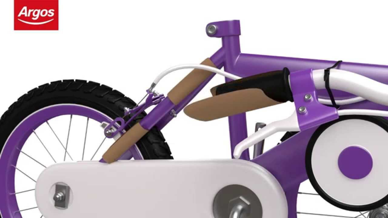 da6708e5f46 Children s Bike Assembly Guide - YouTube