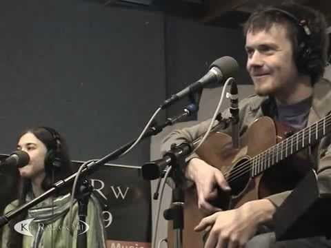 Damien Rice & Lisa on KCRW 2003